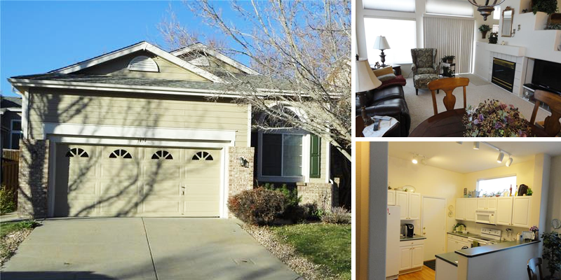 Sold! Rare Newer Ranch Style Home in Highlands Ranch