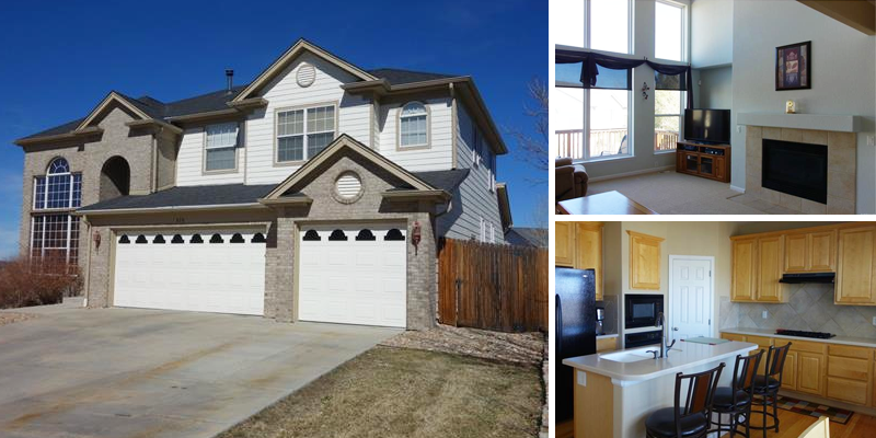 Sold! Gorgeous Home in Castle Rock