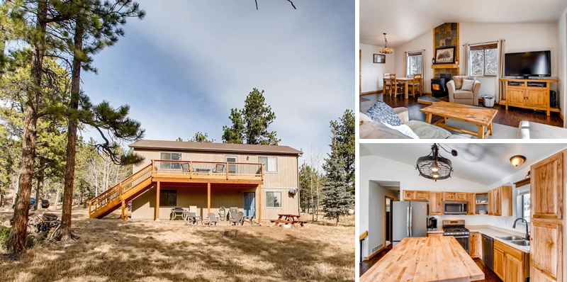 Sold! Completely Updated Raised Ranch Home in Bailey