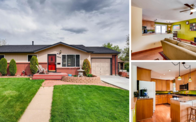 Sold! Ranch Style in Centennial