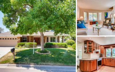 Sold! Updated Luxury Home in Centennial