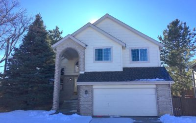 Sold! Beautiful Home in Highlands Ranch