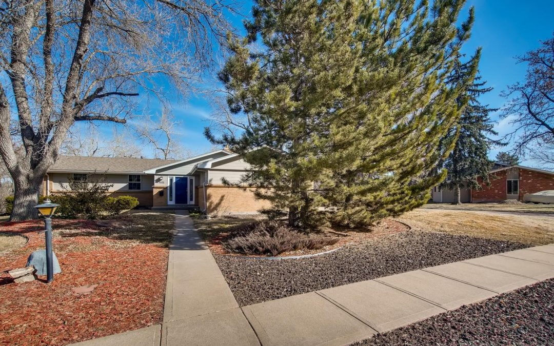 Under Contract! Gorgeous Home in Cherry Hills Manor