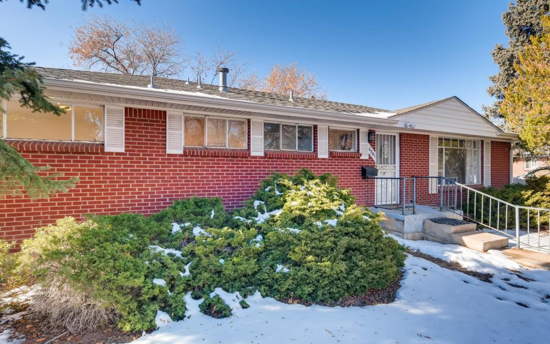 Just Sold! Newly Renovated Ranch home in Nob Hill!