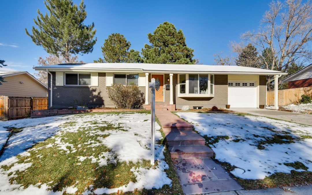 Sold! Completely Remodeled Ranch Home in Nob Hill