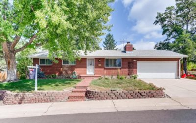 Sold! Charming Nob Hill Ranch with 2 Car Garage