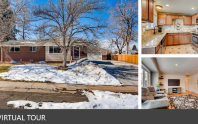 Just Listed! The Classic Ranch in Littleton