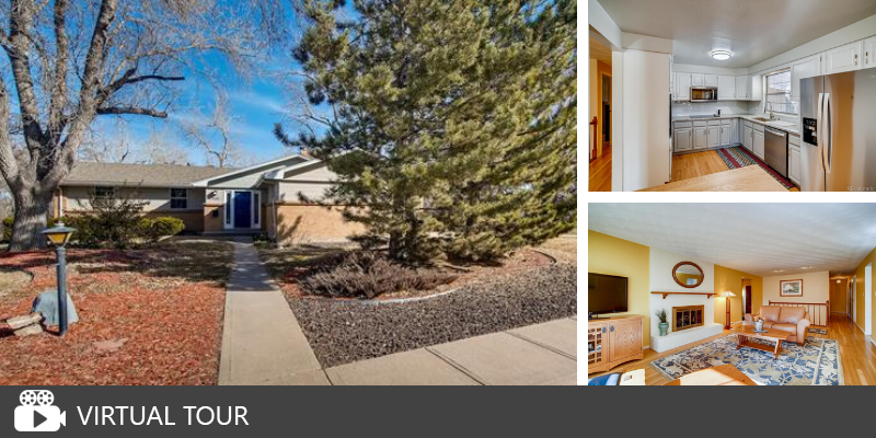 Just Sold! Gorgeous home in Cherry Hills Manor