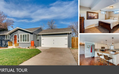 SOLD! Completely Remodeled Ranch in Centennial