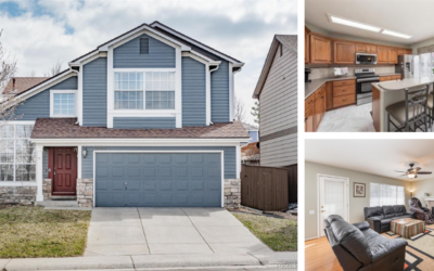 Sold! Well Maintained Home in Highlands Ranch