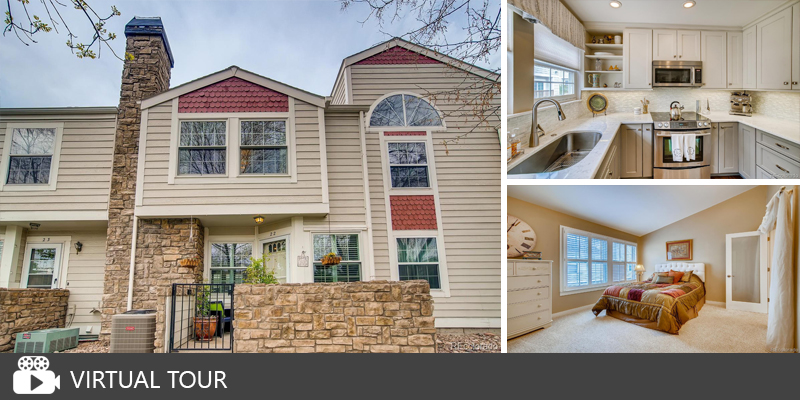 Under Contract: Beautiful Fully Updated Home in Littleton