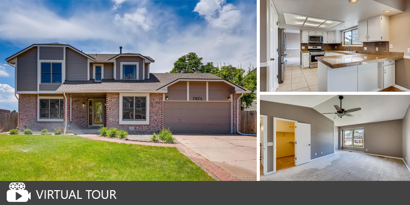 Listed: Classic Home with Mountain View in Littleton