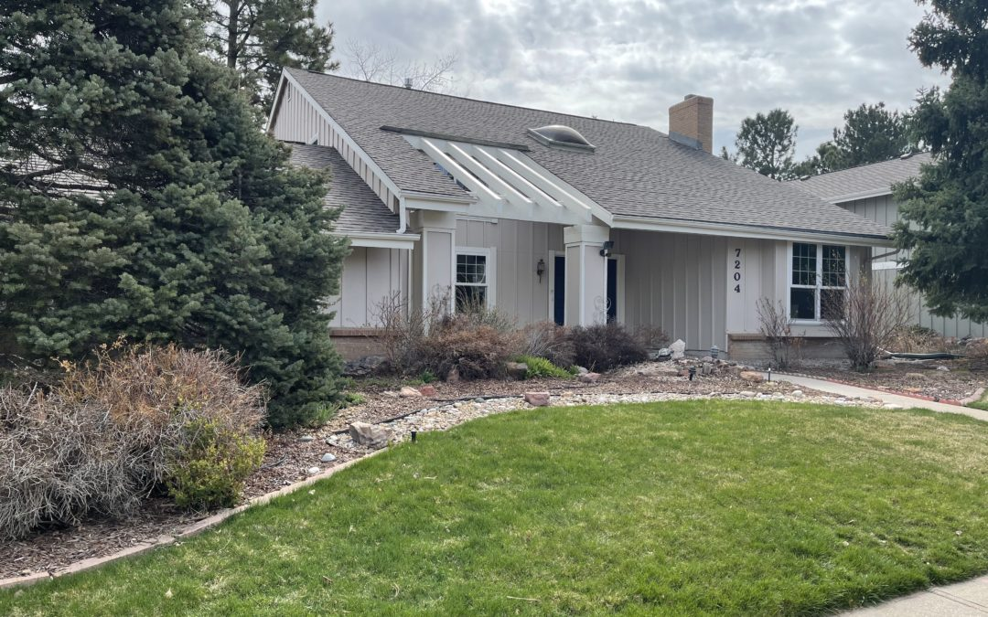 Closed: Gorgeous updated home in Centennial