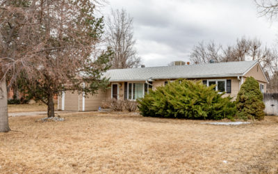 Sold: Ranch home with large lot in Centennial