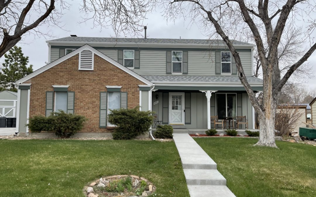 Sold: Classic home in Morrison