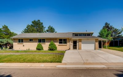 Sold: Amazing mid-century home in Centennial