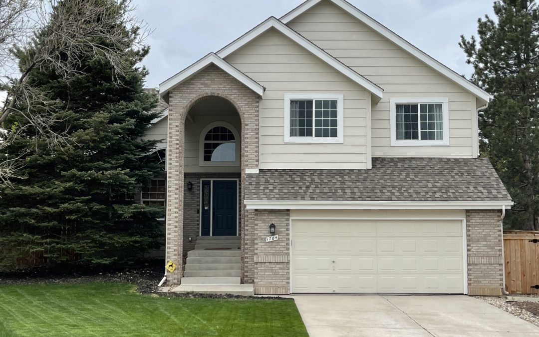 Sold: Beautiful updated home in Highlands Ranch